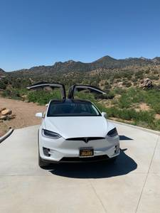 Tesla Model X 100D (Newport Beach) $80000