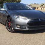 Tesla Model S P85 for rent $76