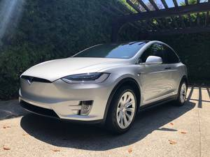 2017 TESLA MODEL X 75D ALL WHEEL DRIVE (San Juan Capistrano) $79995