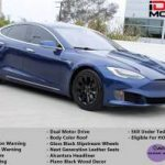 2016 Tesla Model S 75D Sedan 4D For Sale (+ iDeal Motors) $55988