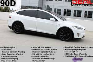 2016 Tesla Model X 90D Sport Utility 4D For Sale (+ iDeal Motors) $77988