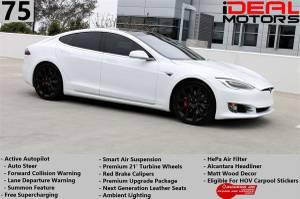 2016 Tesla Model S 75 Sedan 4D For Sale (+ iDeal Motors) $52988