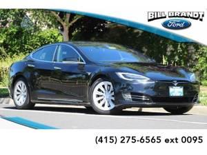 2017 Tesla Model S  sedan 75 4D Sedan (Black) (Tesla_ Model_ S_ sedan_) $50821