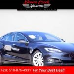 2017 Tesla Model S 90D sedan Obsidian Black Metallic (CALL 510-876-4331 FOR INTERNET PRICE) $66995