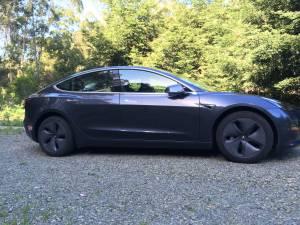 2018 Model 3 Tesla, AWD long range (berkeley north / hills) $45000