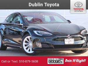 2018 Tesla Model S hatchback Dublin (CALL 510-879-5608 FOR AVAILABILITY) $60998