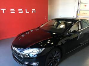 """TESLA PERFORMANCE COLLECTOR, UNLIMITED """"Signature #668″1st production (Carmel) $59950"""