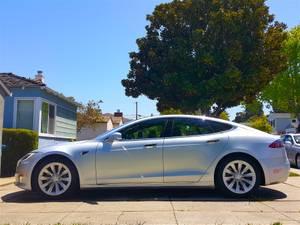 2017 Tesla S 75 / Autopilot 2 /19K miles / HOV ready (menlo park) $57500