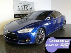2015 Tesla Model S P90D Ludicrous (sunnyvale) $69998
