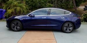 2018 Tesla Model 3 Long Range Rear Wheel Drive (San Diego/Mission Hills) $43500