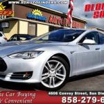 2015 Tesla Model S 90D SKU:22041 Tesla Model S 90D Sedan (San Diego Auto Finders) $51995