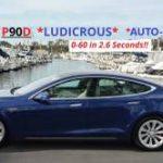 TESLA – P90D W/ Ludicrous!! (mt helix) $63500