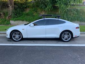 2013 Tesla Model S P85 – 73,000 mi. – white (Santa Clarita, CA) $34500