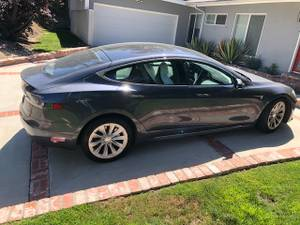 2017 Tesla Model S (Brentwood) $69500