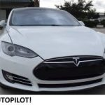 Still Under Warranty – 2015 Tesla Model S 60 with Autopilot (Orlando, Florida) $36999