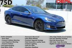 2016 Tesla Model S 75D Sedan 4D For Sale (+ iDeal Motors) $57988