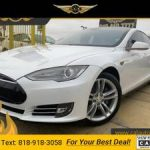 2013 Tesla Model S sedan (CALL 818-918-3058 FOR AVAILABILITY) $32999