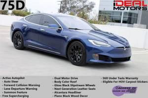 2016 Tesla Model S 75D Sedan 4D For Sale (+ iDeal Motors) $55988