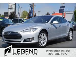 2016 Tesla Model S 85 Sedan 4D Sedan Model S Tesla (Call us at: (206) 567-7815) $51900