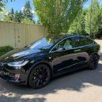 2018 TESLA MODEL X 100D (Portland) $86000
