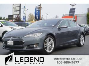 2013 Tesla Model S Sedan 4D Sedan Model S Tesla (Call us at: (206) 567-7815) $38900