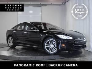 2016 Tesla Model S  85 Pano Roof Nav Heated Seats Back-Up Cam Sedan (Freeman Motor Company) $49995