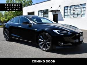 2017 Tesla Model S All Wheel Drive 90D AWD Pano Roof Backup Cam 24k Miles Sedan (Freeman Motor Company) $67995