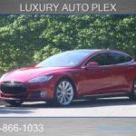 2014 Tesla Model S Electric P85 Sedan (Luxury Auto Plex)