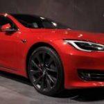 2018 Tesla Model S P100D Sedan 4D Luxury (Tesla model S P100D) $103977