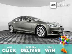 2016-Tesla-Model S-90D-All Wheel Drive (Tesla Model S 90D) $55999