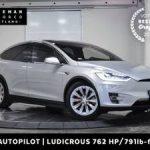 2018 Tesla Model X All Wheel Drive P100D AWD Ludicrous Autopilot Pano (Freeman Motor Company) $107995