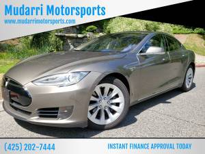 2016 Tesla Model S 70 4dr Liftback CALL NOW FOR AVAILABILITY! (+ Mudarri Motorsports Co) $46999
