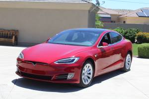 2018 tesla s75d 1100 mi loaded brand new cheap (phoenix az) $65000