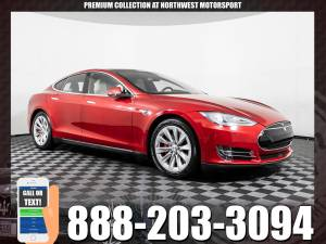 *LUXURY PREMIUM* 2016 *Tesla Model S* P90 D AWD (*LUXURY_PREMIUM*_*Tesla*_*Model_S*P90_D_AWD) $63197