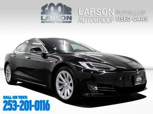 2018 Tesla Model S 75D (Puyallup Used Cars) $59999