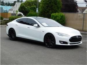 2016 Tesla Model S 4WD AWD LUDICROUS MODE Car (Excellent Choice Auto Sales)
