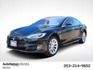 2018 Tesla Model S 75D AWD All Wheel Drive SKU:JF248700 (Please call *253-214-9652* to Confirm Availability Instantly) $59286