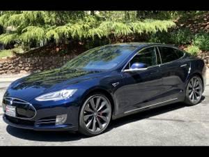 2015 Tesla Model S P85D (san mateo) $56888