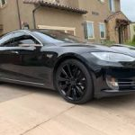 2013 Tesla Model S P85 w/Ext  warranty (Del Sur) $40550