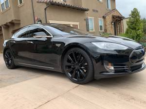 2013 Tesla Model S P85 w/Ext  warranty (Del Sur) $40550