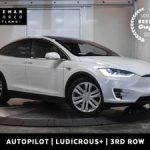 2016 Tesla Model X  P100D Autopilot 3rd Row Vented Seats Ludicrous+ SUV (Freeman Motor Company) $85995