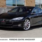 2015 Tesla Model S 85D / UP1407-1B1 (Porsche Centre Vancouver) $84995