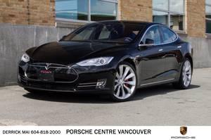 2015 Tesla Model S 85D / UP1407-1B1 (Porsche Centre Vancouver) $84995