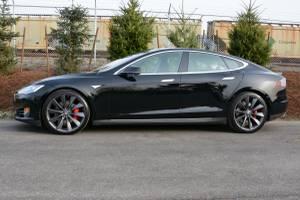 2014 Tesla Model S P85+ 7 Passenger (Blue Star Motors) $69980