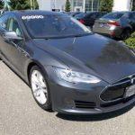 Mardjuki-778 892 0869-2015 Tesla Model S 70D AWD Low KM Best $$ !!!! (North Vancouver) $69990