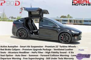 2016 Tesla Model X P90D Sport Utility 4D For Sale (+ iDeal Motors) $79988