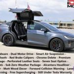 2016 Tesla Model X 90D Sport Utility 4D For Sale (+ iDeal Motors) $71988