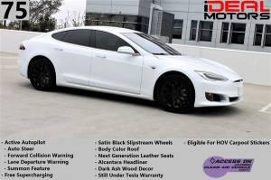 2016 Tesla Model S 75 Sedan 4D For Sale (+ iDeal Motors) $59988