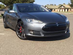 Tesla Model S P85 for rent $76