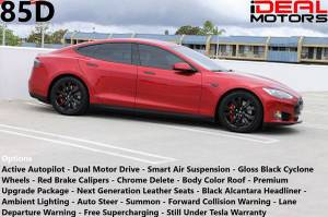 2015 Tesla Model S 85D Sedan 4D For Sale (+ iDeal Motors) $49988